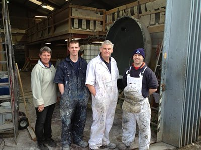 Moss Mouldings team