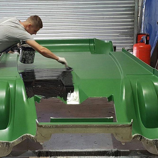 Hand Moulding Kit car