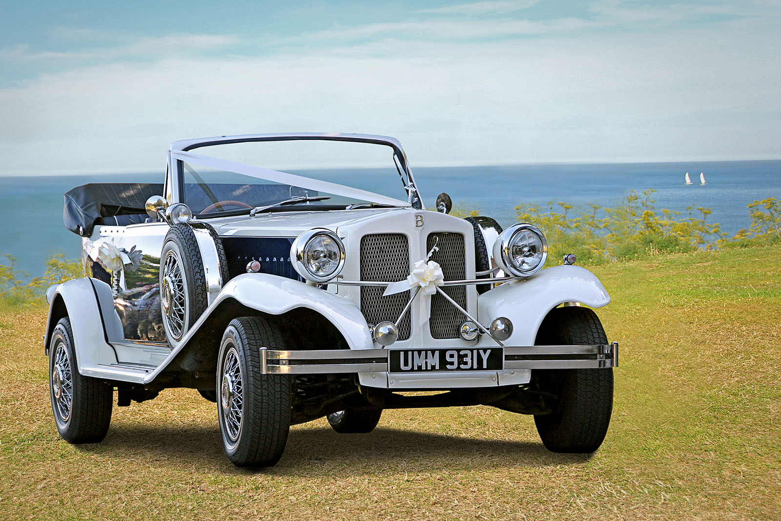 Beauford Car by the coast